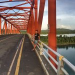 I fell in love ❤️ at San Juanico Bridge.