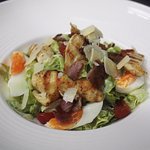 "Caesar Salad  "" Thapwarin Style""   by our Italian Chef"