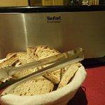 これでパンを焼きます