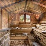 Landhaus - Sauna