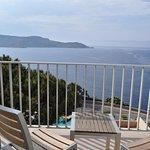balcon vue mer