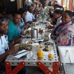 Urbanologi year-end lunch November 2017