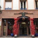 Foto van Best Western Hotel De L'Europe