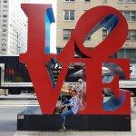 Photo de Love Sculpture