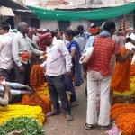 Heritage Walk - Flower market