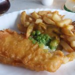 Small fish and chips a real winner