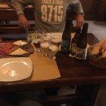 3 birre belga + tagliere di salumi e formaggi