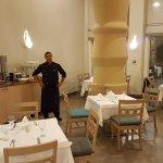Sous Chef Mustafa...