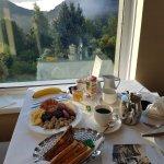 Great breakfast fare.