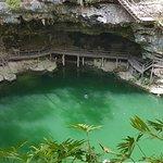 Фотография Ek Balam Cenote