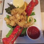 Deep Fried Lobster appetizer at Club Sushi