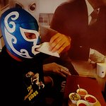 Photo of El Luchador