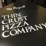 Foto de The Original Thin Crust Pizza Co