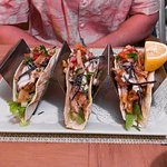 Lion Fish Tacos.