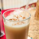 Our Homemade Horchata is a classic Mexican Beverage made from Rice Milk