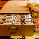 Try a Burrito Box for your next event!