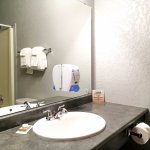 One Bedroom with Alcove / 2 Bathroom Apartment - Bathroom 2 with Shower and Tub Combination (Roo