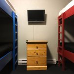 The Bulldog Hotel - Private Alcove with 2 sets of single bunk beds