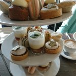 Hogarth's afternoon tea
