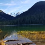 Joffre lower lake