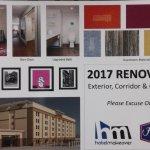 2017 Renovation - New Rooms, Corridors and New Exterior of Hampton Inn Beaumont, Coming Soon!