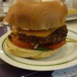 Jalapeño Bacon Burger
