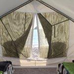 Walk-in Safari-Style Tents