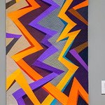 Art Quilts by Erica Wasser, Germany ca. 2014