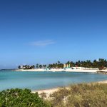 a view of Castaway Cay