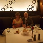 Anniversary dinner at The Atlantis Steakhouse...outstanding!