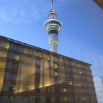 View of the Sky Tower