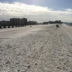 Stranden söderutsikt
