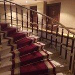 Grand stairwell