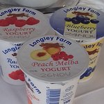 Out of date yogurts morning of 27th November