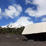 restos de la erupción de 2015