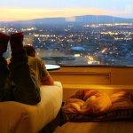 Chambre avec vue sur ville