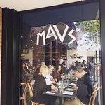"Mavs Greek restaurant ""trying tonight """