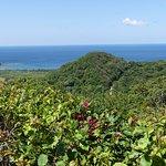 View from Recreo to Playa Rajada