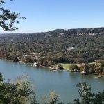 View of Lady Bird Lake