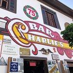 Exterior of Charlie's Bar