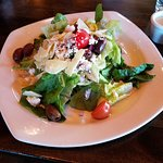 Mediterranean Cesar Salad