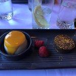 Dessert is divine..