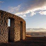 Maryhill Stonehenge, 10-13-17.