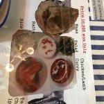 New menu in new shabana