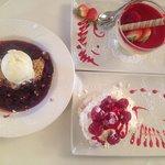 Dessert x 3