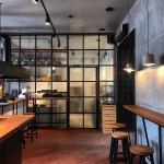 Кухня и бар