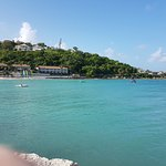 Blue Waters Antigua Foto