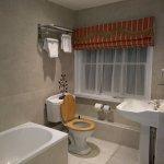 Atcham suite bathroom