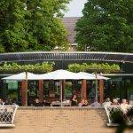 Mooiste terras van Hilversum