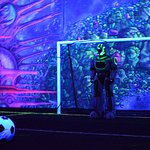 Glow Soccer Game with Revot!!